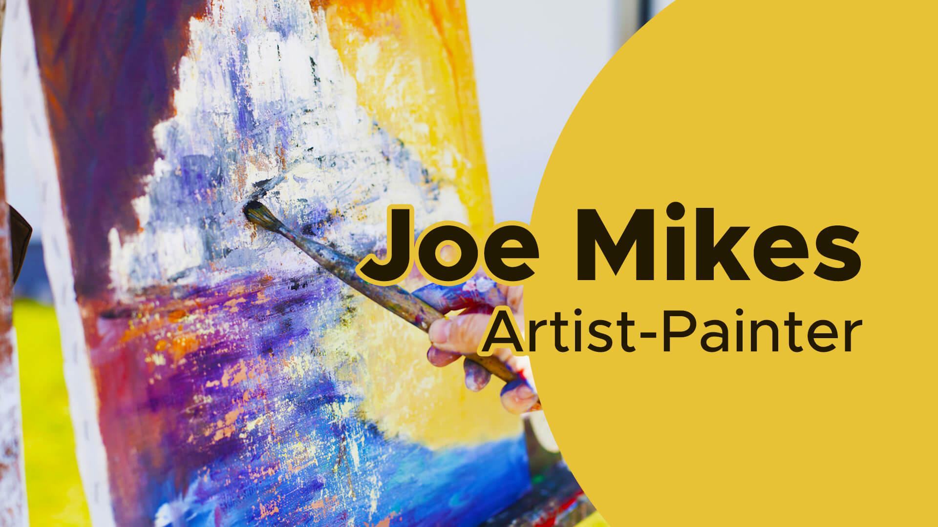 Joe Mikes