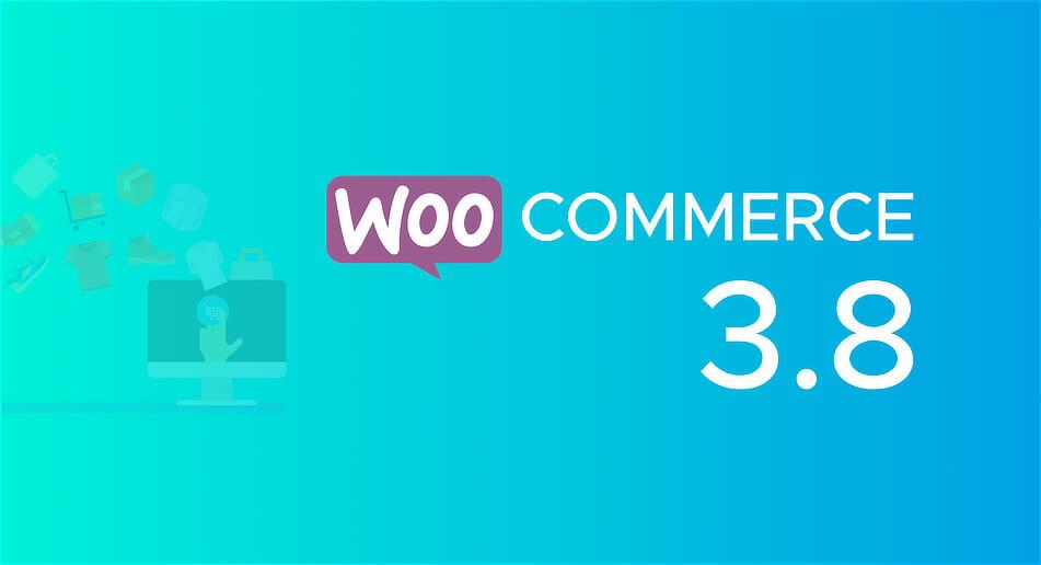 Woocommerce 3.8