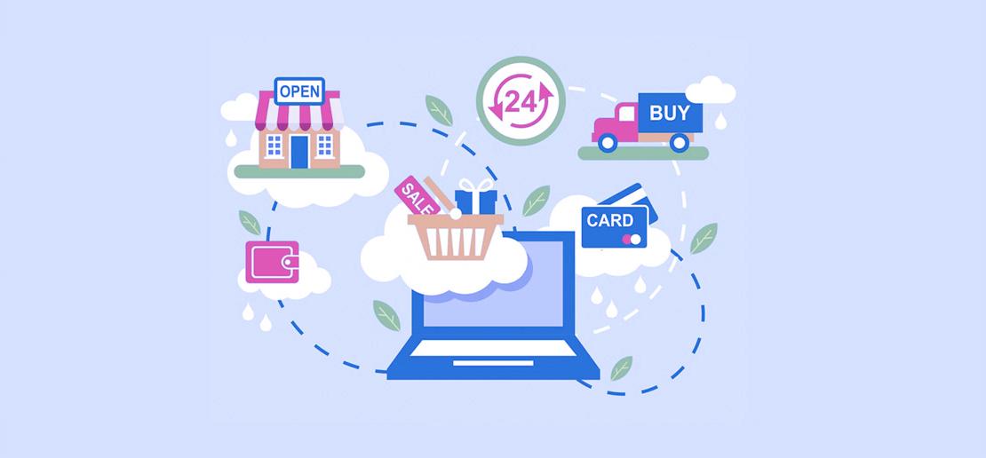 Digital Transformation - Omnichannel eCommerce Model