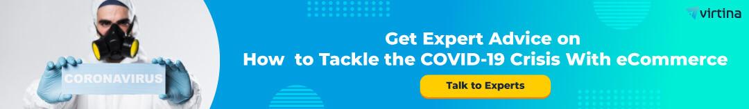 eCommerce - Talk to Experts - CTA