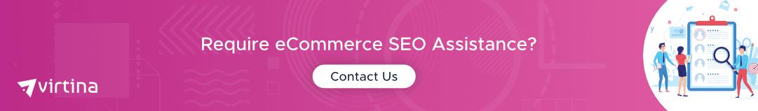 eCommerce SEO Assistance