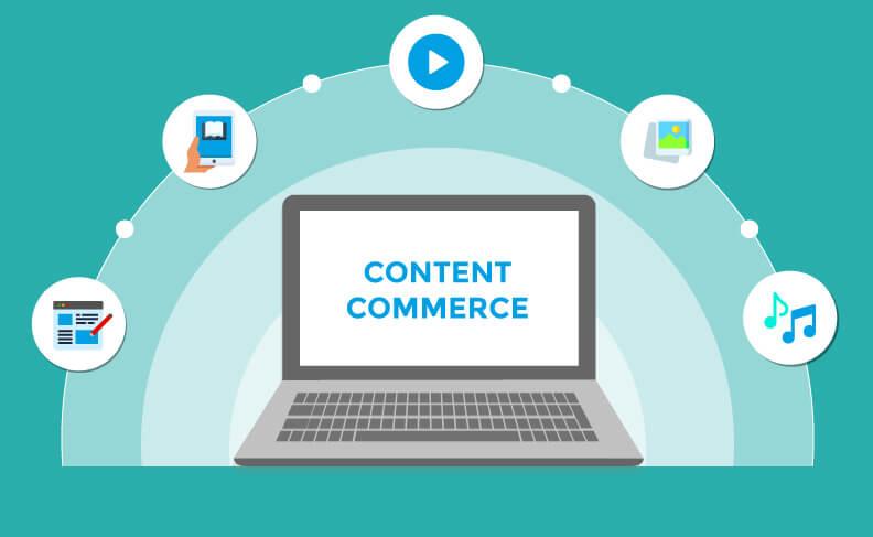 Commerce-driven Content
