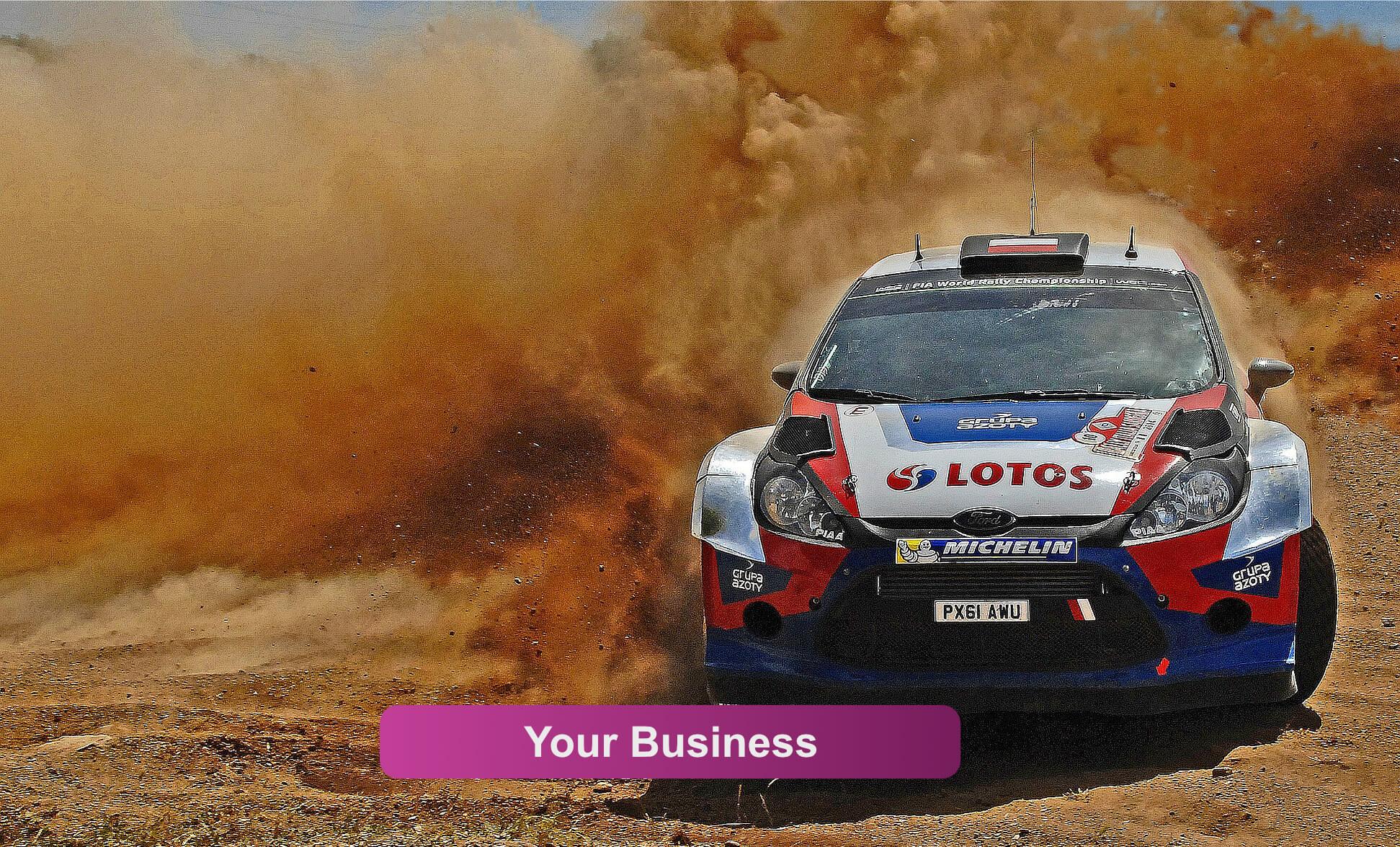 eCommerce is Like a Dakar Rally