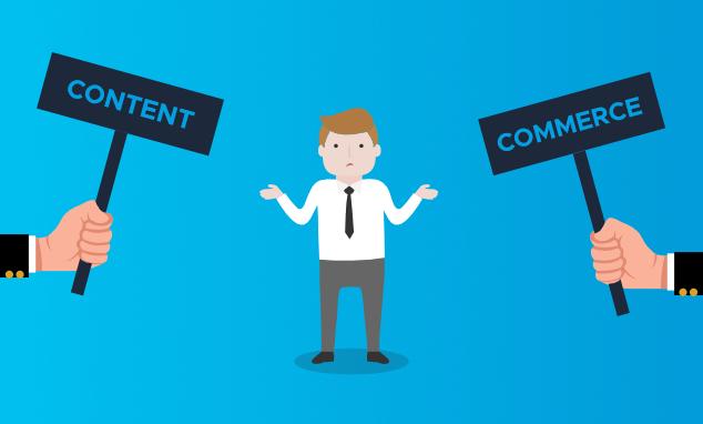 Content-driven Commerce