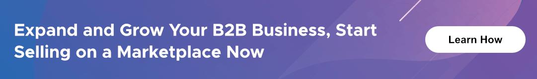 B2B Marketplaces - CTA 2