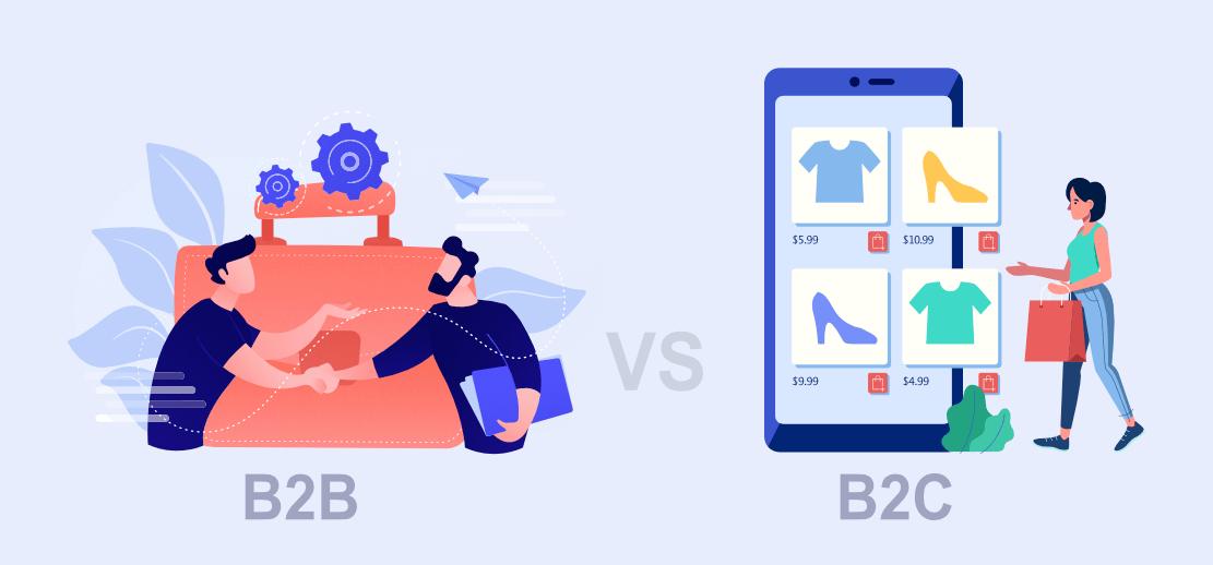 Understanding B2B and B2C