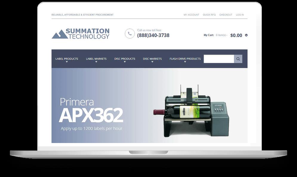 Summation Technology