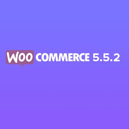 WooCommerce-5.5.2-Fix-Release