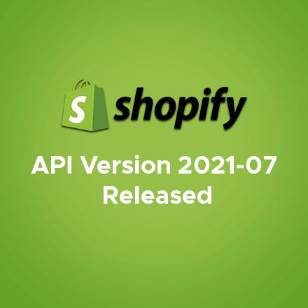 API-Version-2021-07-Released